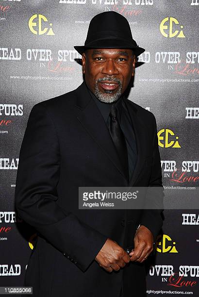 Actor Alfonso Freeman arrives at the world premiere of 'Head Over Spurs In Love' at Majestic Crest Theatre on March 24, 2011 in Los Angeles,...