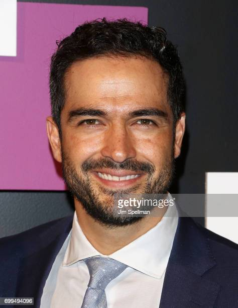 Actor Alfonso Herrera from Sense 8 attends the 2017 Village Voice Pride Awards at Capitale on June 21 2017 in New York City
