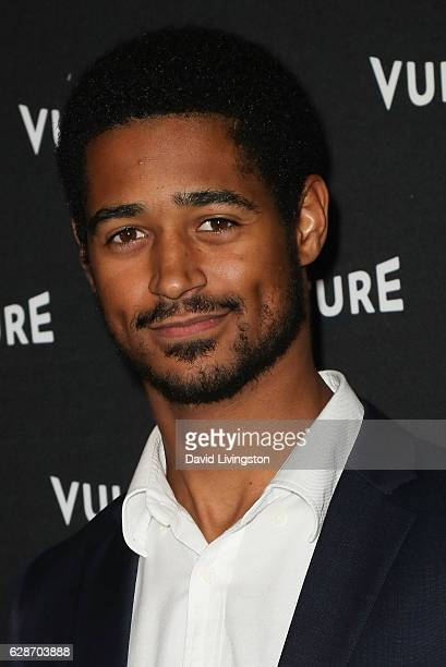 Actor Alfred Enoch arrives at the Vulture Awards Season Party at the Sunset Tower Hotel on December 8 2016 in West Hollywood California