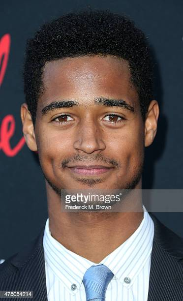 Actor Alfred Enoch attends the screening of 'How To Get Away With Murder' ATAS Event at the Sunset Gower Studios on May 28 2015 in Hollywood...
