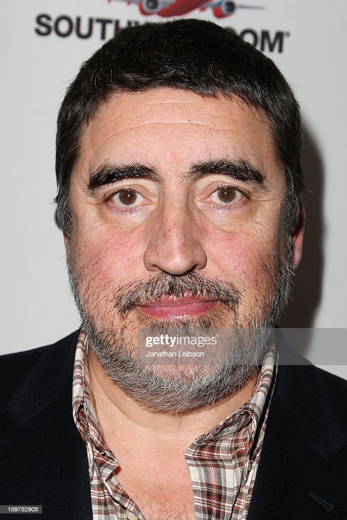 Actor Alfred Molina attends the 2013 Creative Coalition Spotlight Initiative Gala Awards Dinner at The Sky Lodge during the 2013 Sundance Film Festival on January 19, 2013 in Park City, Utah.