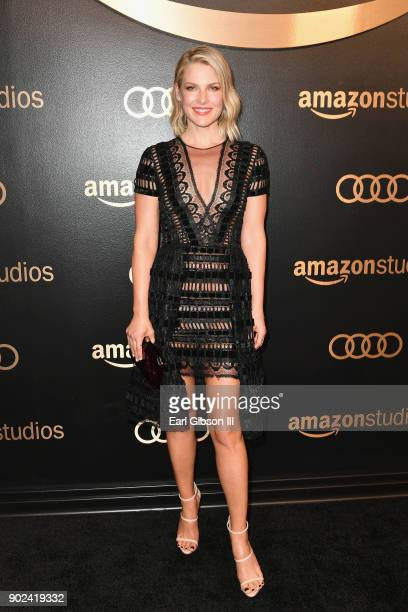 Actor Ali Larter attends Amazon Studios' Golden Globes Celebration at The Beverly Hilton Hotel on January 7 2018 in Beverly Hills California