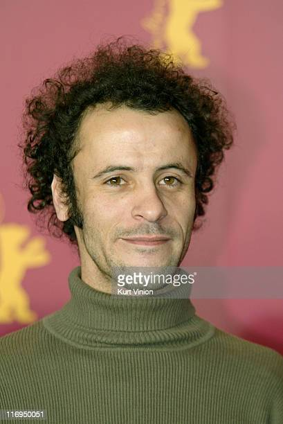 Actor Ali Suliman at a photo call for his new film 'Paradise Now' at the 55th Berlinale International Film Festival on February 10 2005 in Berlin...