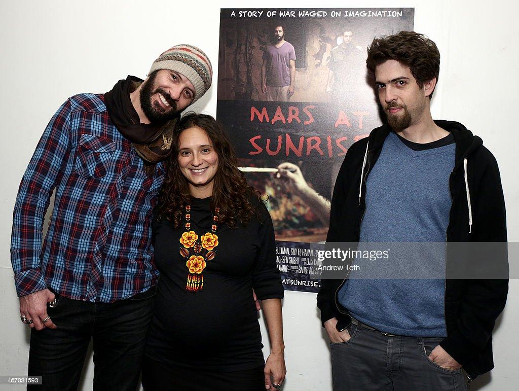 """Mars At Sunrise"" New York Screening"