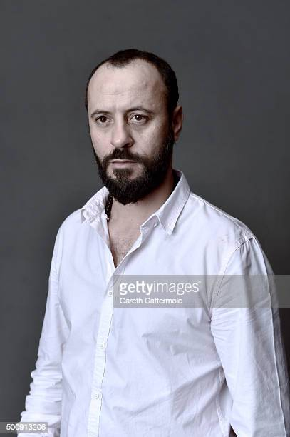 Actor Ali Suliman poses during a portrait session on day two of the 12th annual Dubai International Film Festival held at the Madinat Jumeriah...