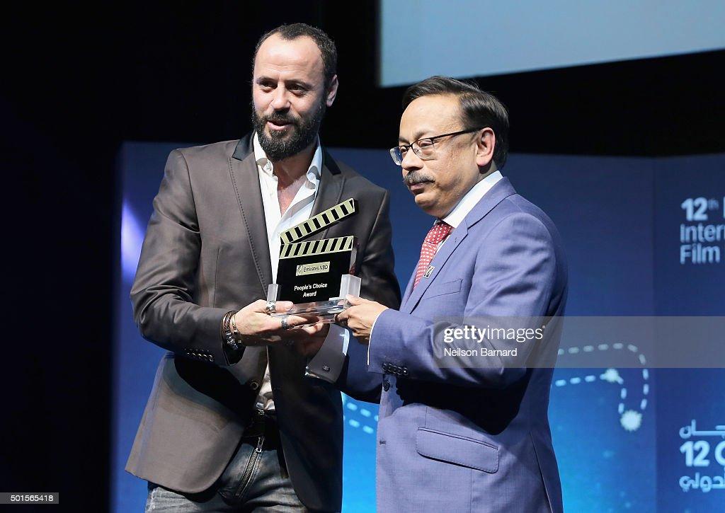 2015 Dubai International Film Festival - Day 8