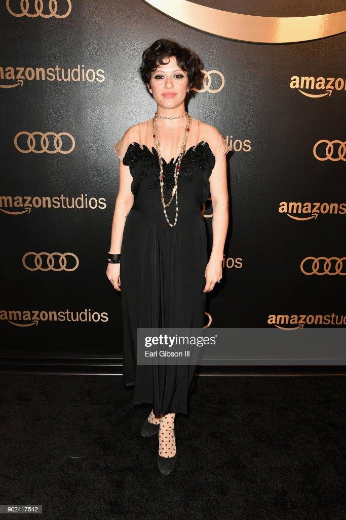 Amazon Studios Golden Globes Celebration - Arrivals