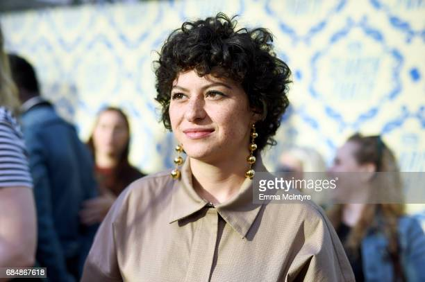 Actor Alia Shawkat attends the 'Search Party' ATAS event at Saban Media Center on May 18 2017 in North Hollywood California 27010_001