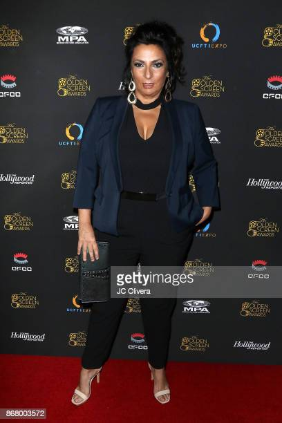 Actor Alice Amter attends the 2nd Annual Golden Screen Awards hosted by US China Film and TV Industry Expo at The Novo by Microsoft on October 29...