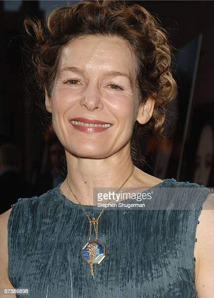 Actor Alice Krige attends the premiere of TriStar Pictures' Silent Hill at the Egyptian Theatre on April 20 2006 in Hollywood California