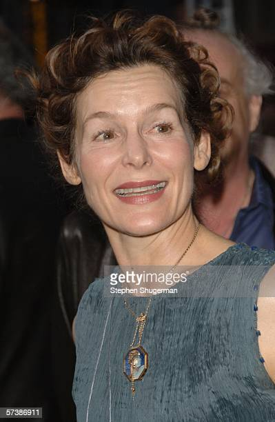 """Actor Alice Krige attends the premiere of TriStar Pictures' """"Silent Hill"""" at the Egyptian Theatre on April 20, 2006 in Hollywood, California."""