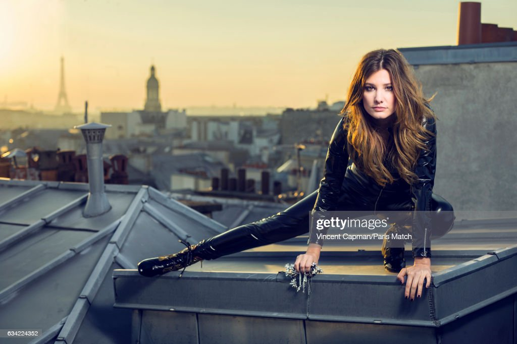 Alice Pol, Paris Match Issue 3533, February 8, 2017