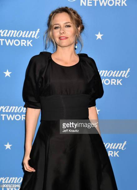 Actor Alicia Silverstone attends Paramount Network launch party at Sunset Tower on January 18 2018 in Los Angeles California