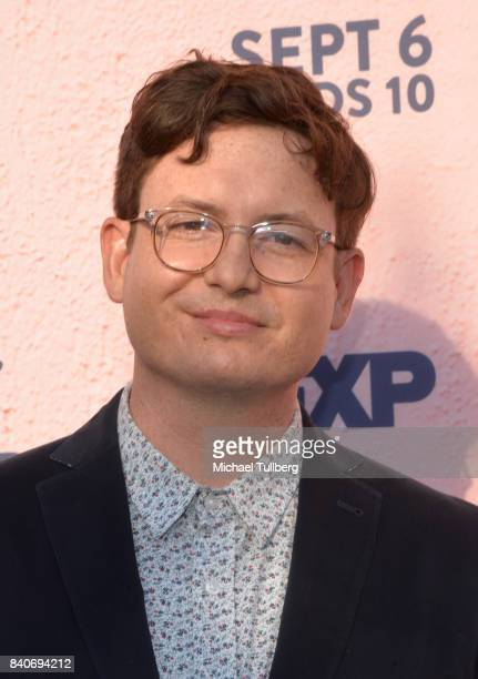 Actor Allan McLeod attends the premiere of Season 4 of FXX's You're The Worst at Museum of Ice Cream LA on August 29 2017 in Los Angeles California