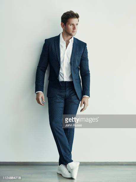 Actor Allen Leech is photographed for GIO Journal on August 13 2018 in Los Angeles California