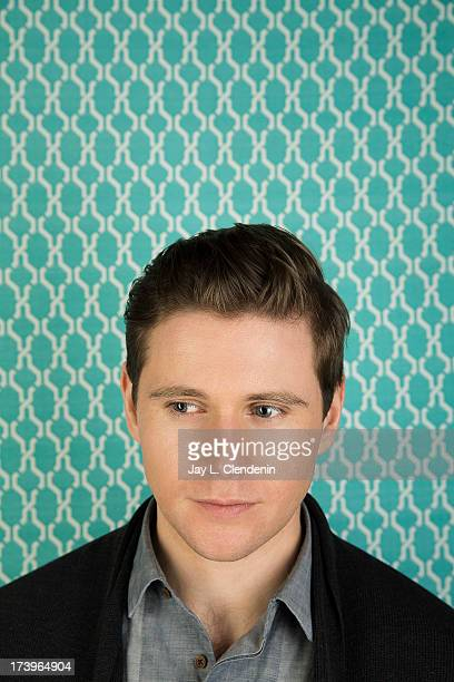 Actor Allen Leech is photographed for Los Angeles Times on January 19 2013 in Park City Utah PUBLISHED IMAGE CREDIT MUST READ Jay L Clendenin/Los...