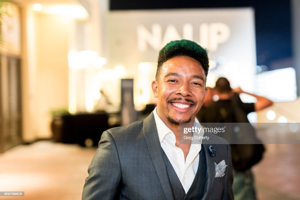 Actor Allen Maldonado attends the NALIP 2017 Latino Media Awards at The Ray Dolby Ballroom at Hollywood & Highland Center on June 24, 2017 in Hollywood, California.