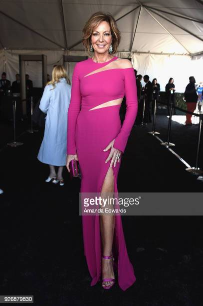 Actor Allison Janney attends the 2018 Film Independent Spirit Awards on March 3 2018 in Santa Monica California