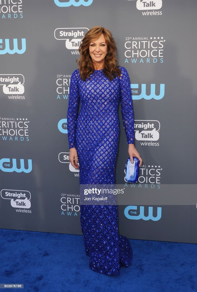 The 23rd Annual Critics' Choice Awards - Arrivals