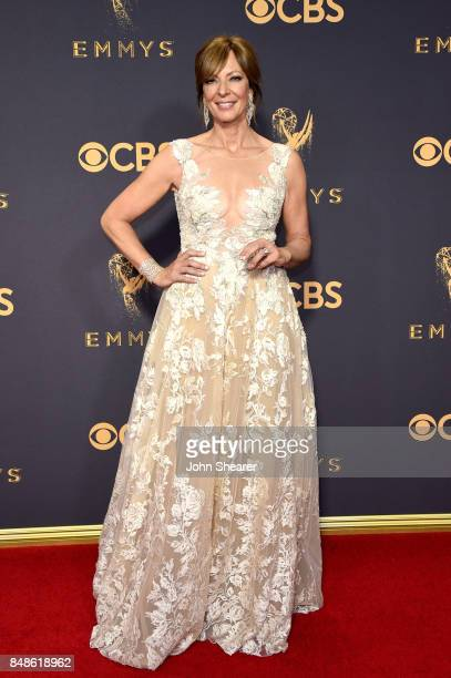 Actor Allison Janney attends the 69th Annual Primetime Emmy Awards at Microsoft Theater on September 17 2017 in Los Angeles California