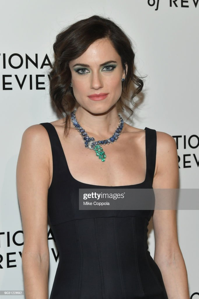 Actor Allison Williams attends the 2018 The National Board Of Review Annual Awards Gala at Cipriani 42nd Street on January 9, 2018 in New York City.