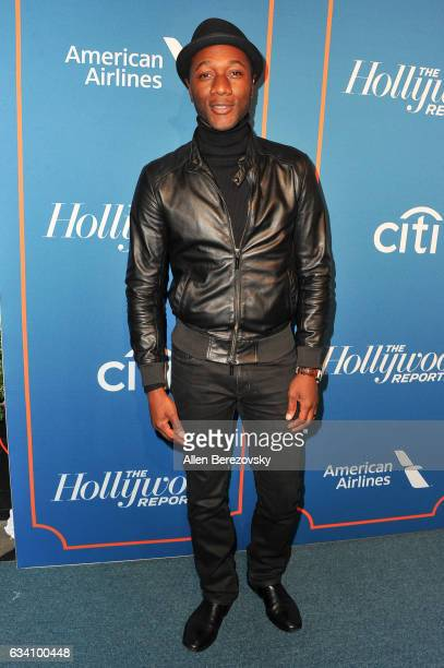 Actor Aloe Blacc attends The Hollywood Reporter 5th Annual Nominees Night at Spago on February 6 2017 in Beverly Hills California