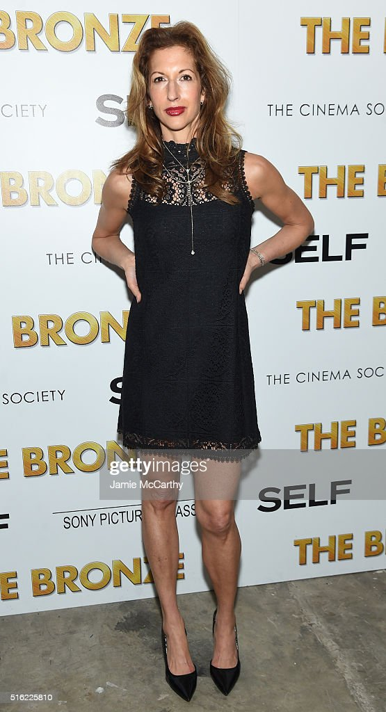 "The Cinema Society & SELF Host A Screening Of Sony Pictures Classics' ""The Bronze"" - Arrivals : News Photo"