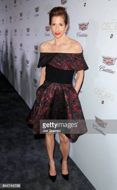 Actor Alysia Reiner attends the Cadillac Oscar Week Celebration at Chateau Marmont on February 23 2017 in Los Angeles California