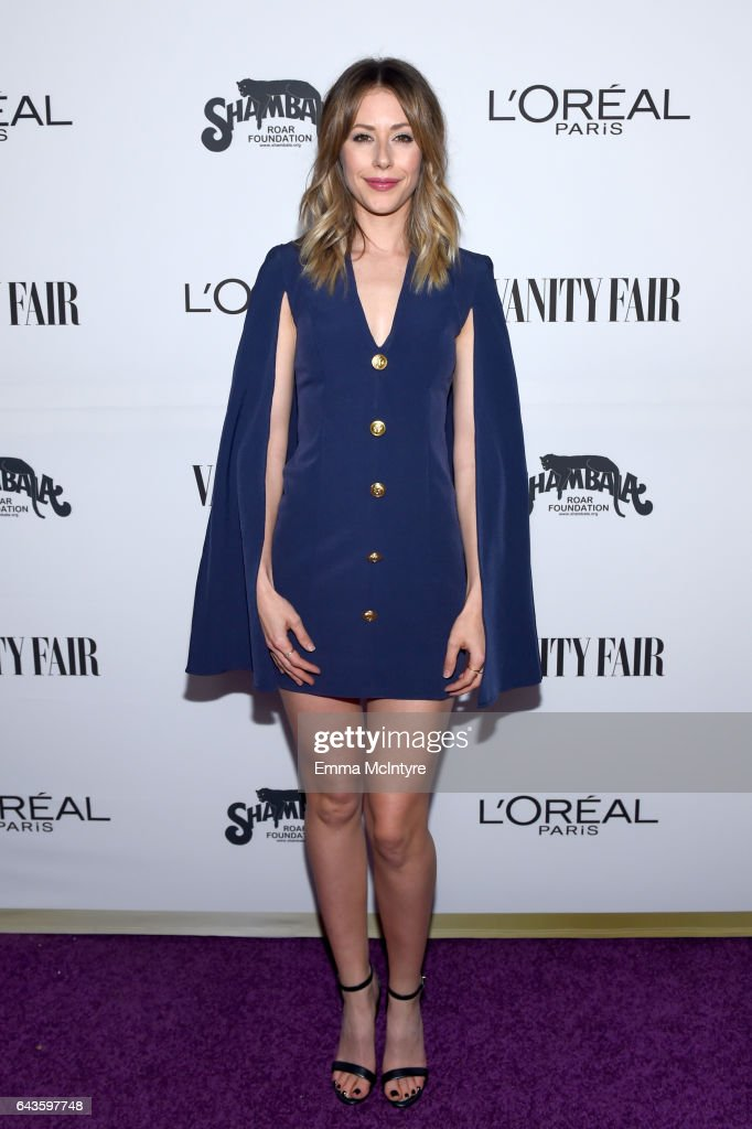 Vanity Fair And L'Oreal Paris Toast To Young Hollywood Hosted By Dakota Johnson And Krista Smith
