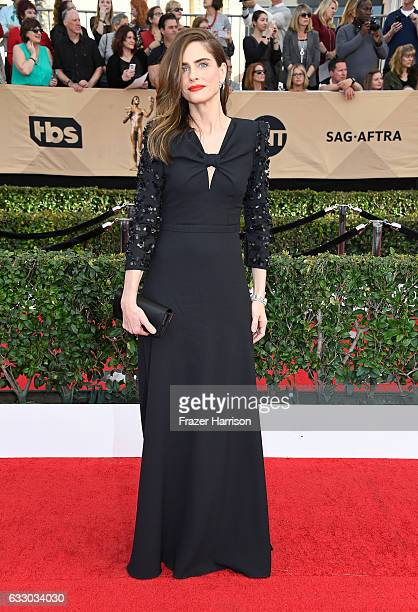 Actor Amanda Peet attends The 23rd Annual Screen Actors Guild Awards at The Shrine Auditorium on January 29 2017 in Los Angeles California 26592_008