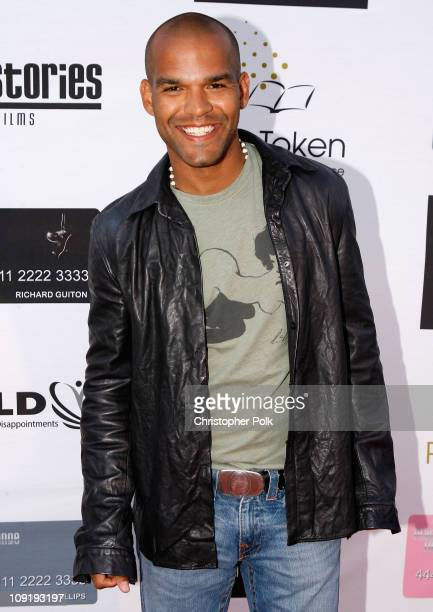 Actor Amaury Nolasco arrives at the Hollywood launch of PlatinumLounge.com at The Globe Theatre on July 7, 2007 in Los Angeles, California.