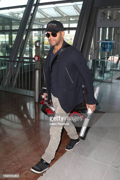 Actor Amaury Nolasco is sighted at Nice airport after the 66th Annual Cannes Film Festival on May 27 2013 in Nice France