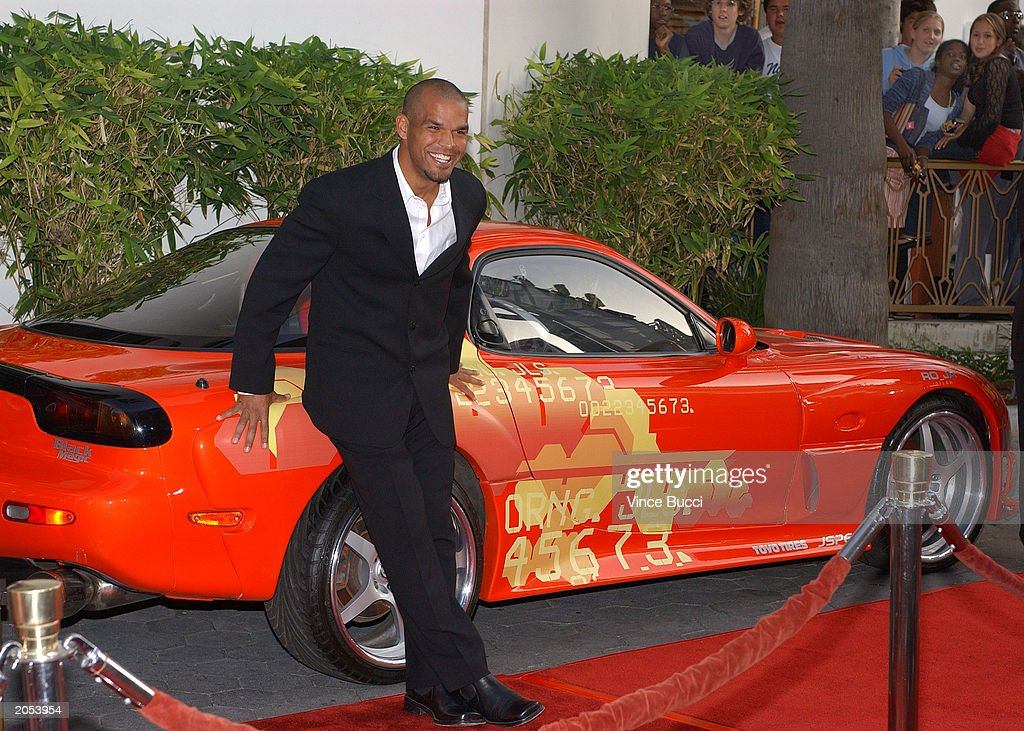 Los Angeles Premiere Of - 2 fast 2 furious cars