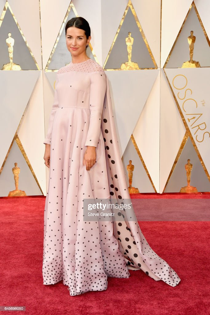 Actor Amelia Warner attends the 89th Annual Academy Awards at Hollywood & Highland Center on February 26, 2017 in Hollywood, California.