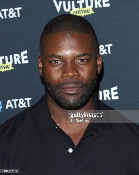 Actor Amin Joseph attends the 2017 Vulture Festival kick off party at The Top of The Standard at The Standard High Line on May 19 2017 in New York...