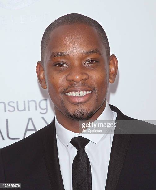 Actor Aml Ameen attends Lee Daniels' 'The Butler' New York Premiere at Ziegfeld Theater on August 5 2013 in New York City