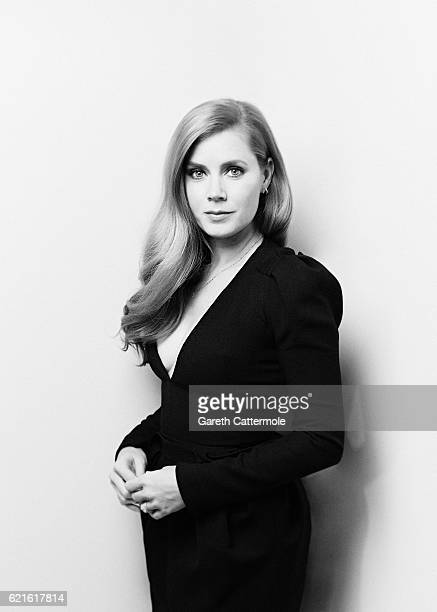 Actor Amy Adams is photographed during the 60th BFI London Film Festival at the Corinthia Hotel on October 11 2016 in London England