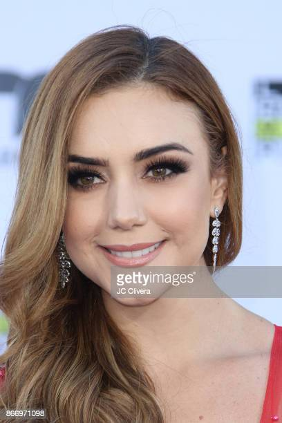 Actor Ana Belena attends The 2017 Latin American Music Awards at Dolby Theatre on October 26 2017 in Hollywood California