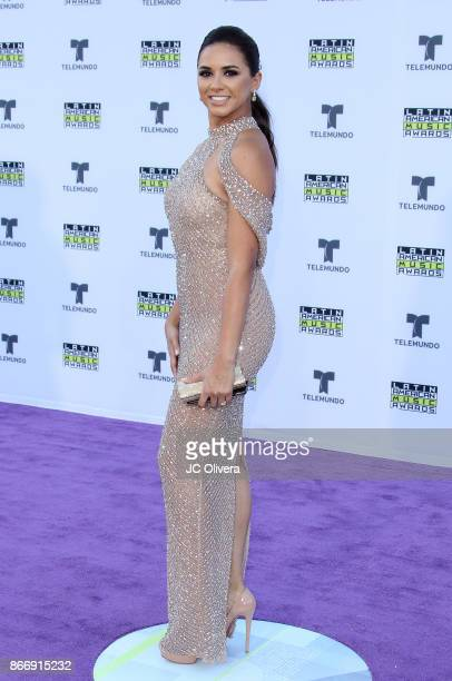 Actor Ana Jurka attends The 2017 Latin American Music Awards at Dolby Theatre on October 26 2017 in Hollywood California