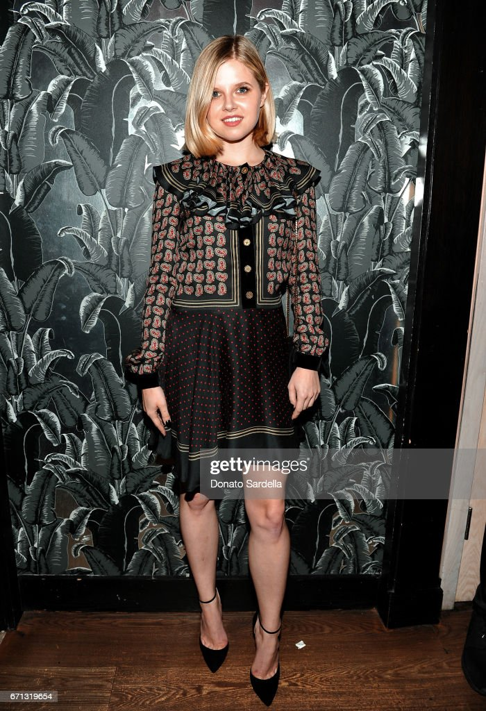 Marie Claire Celebrates 'Fresh Faces' with an Event Sponsored by Maybelline - Inside : News Photo