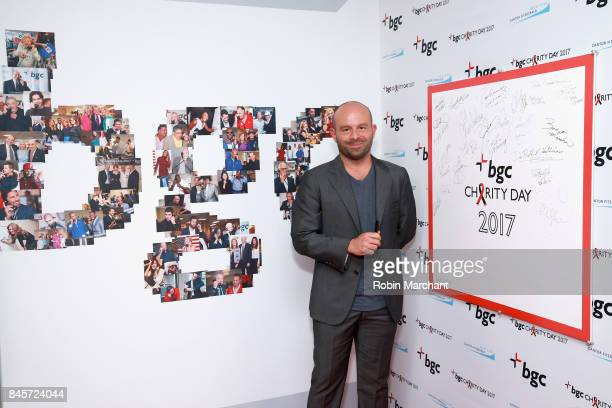 Actor Anatol Yusef attends Annual Charity Day hosted by Cantor Fitzgerald BGC and GFI at BGC Partners INC on September 11 2017 in New York City