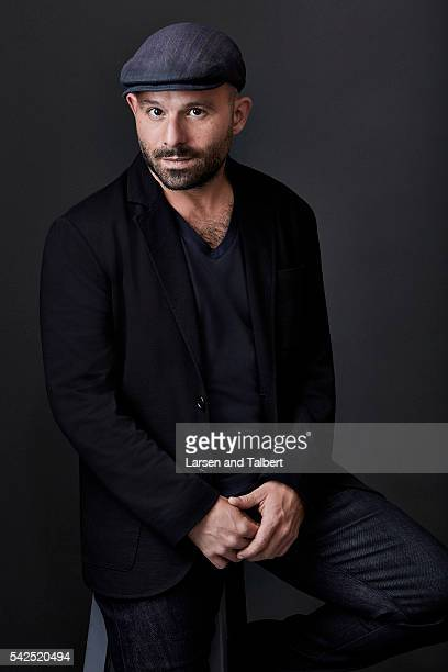 Actor Anatol Yusef is photographed for Entertainment Weekly Magazine at the ATX Television Fesitval on June 10 2016 in Austin Texas