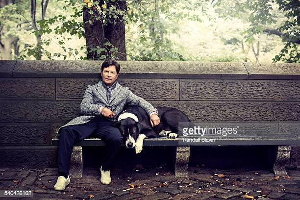 Actor and activist Michael J. Fox for New York Moves on October 16, 2013 in New York City.