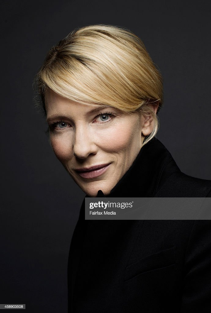 Cate Blanchett, Australian Financial Review, October 13, 2014