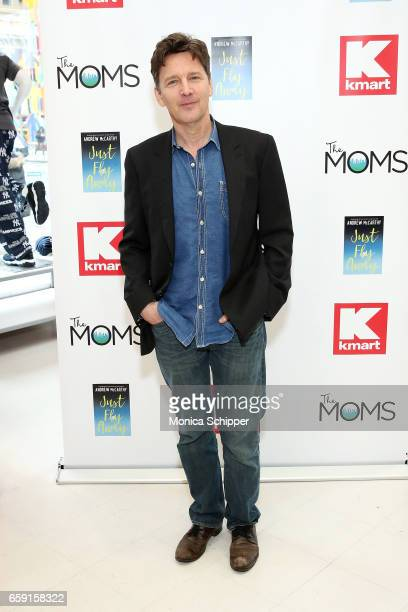 Actor and author Andrew McCarthy attends The Moms In Conversation With Andrew McCarthy at Kmart on March 28 2017 in New York City