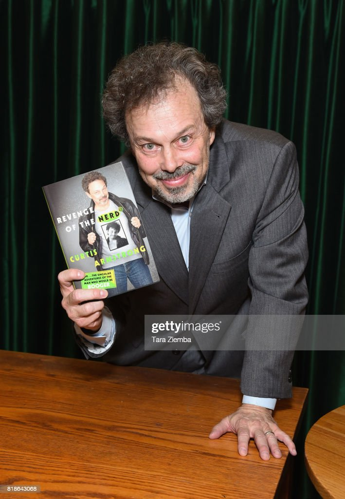 Curtis Armstrong Book Signing ...
