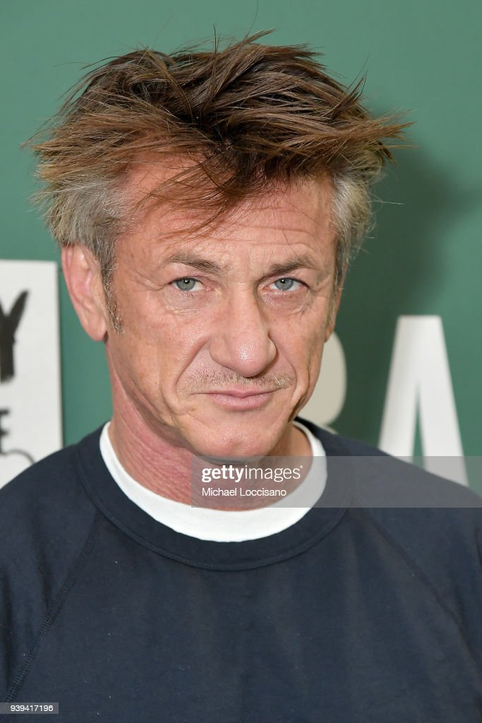"Sean Penn Discusses His New Book ""Bob Honey Who Just Do Stuff: A Novel"""