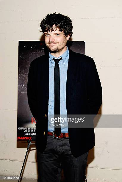 Actor and cast member Matt Jones attends the nationwide tour of Kevin Smith's new film Red State at The Wiltern on April 9 2011 in Los Angeles...