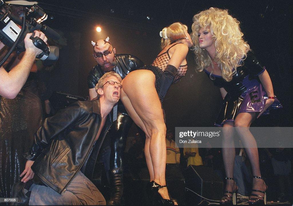 ball franciso erotic in san