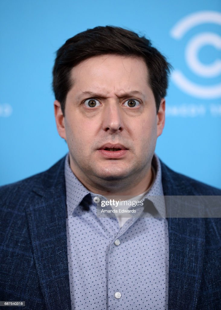 Actor and comedian Anthony Atamanuik attends Comedy Central's L.A. Press Day at the Viacom Building on May 23, 2017 in Los Angeles, California.